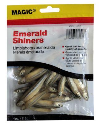 Magic Emerald Shiners - Large