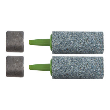 Air Stones With Lead Weights