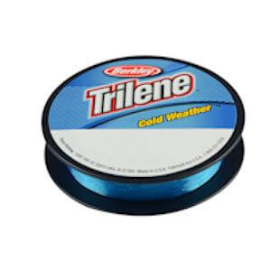 Berkley Trilene Cold Weather Fishing Line - Electric Blue