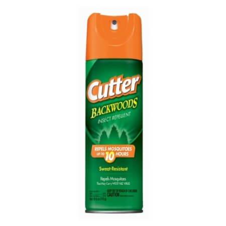 Cutter Backwoods Aerosol