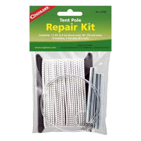 Coghlan'S Tent Pole Repair Kit