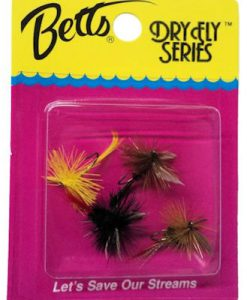 Betts Dry Fly Series