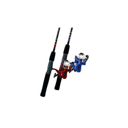 Zebco 202 Slingshot Spinning Combo