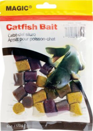 Magic Catfish Bait - Mixed (3622)