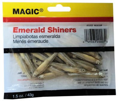 Emerald Shiners 1.5 oz Bag