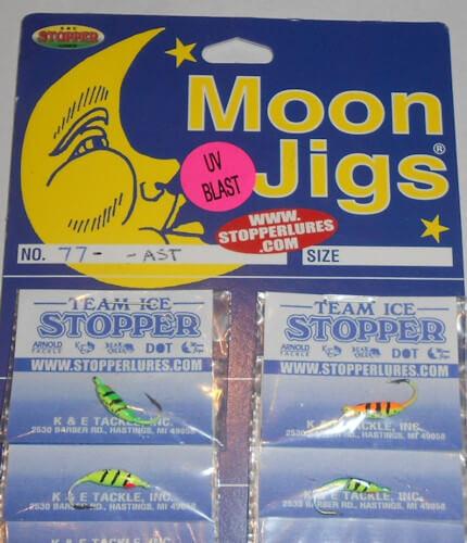 K&E Moon Jigs