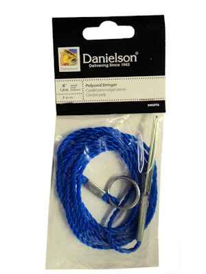 Danielson 6' Polycord Stringer: 12-pack