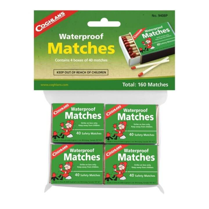 Coghlan'S Waterproof Matches