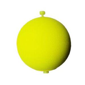 3 Foam Bobber: 3-Pack - Chartreuse