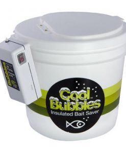 Cool Bubbles Insulated Bait Saver - 3.5 Gallon