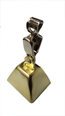 Brass Fishing Bell