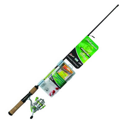 Shakespeare Panfish Spinning Combo