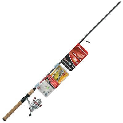 Shakespeare Walleye Spinning Combo