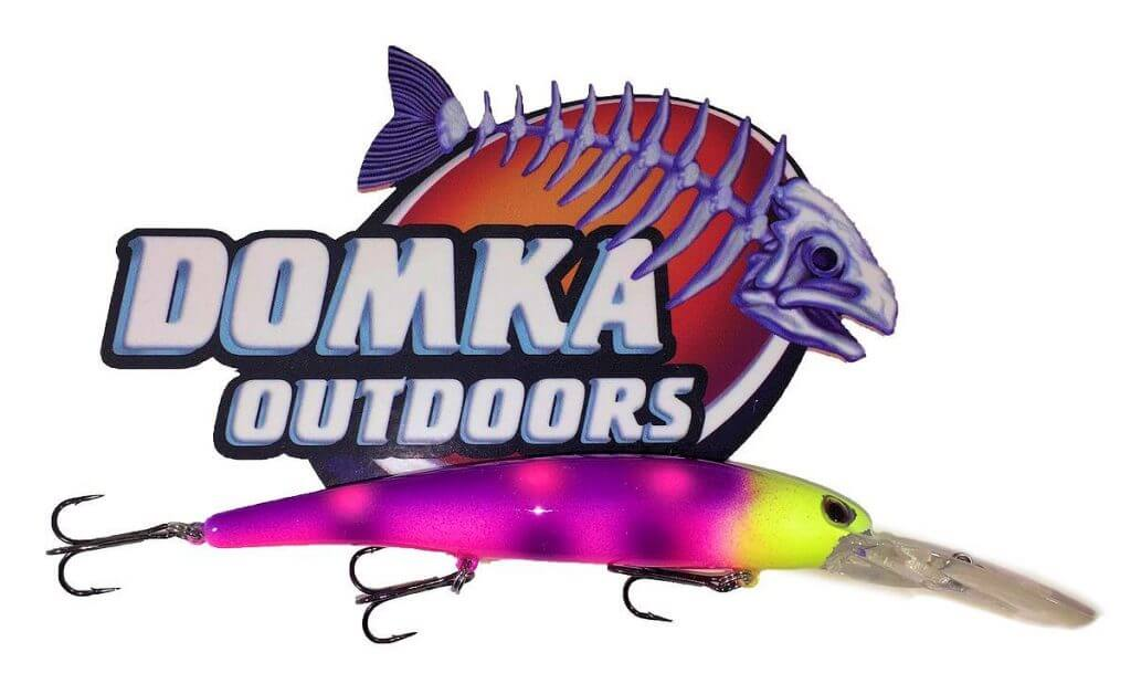 Domka Custom Painted Bandit Lures