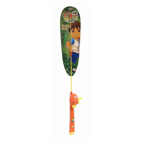 Floating Go Diego Go! Spincast Combo