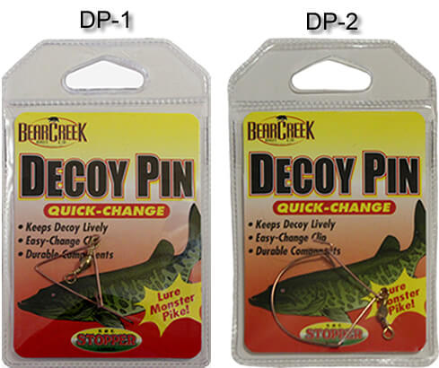 Decoy Pin