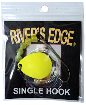 Single Hook Floating Crawler Harness