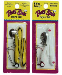 1/8 Oz Split Tail - Assorted 2-Pack