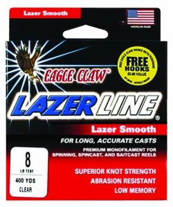 Eagle Claw Lazer Line Fishing Line