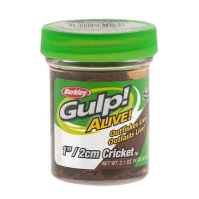 Berkley Gulp Alive Crickets