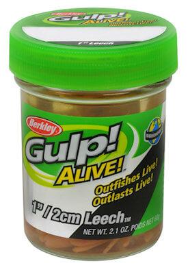Berkley Gulp Alive Leeches