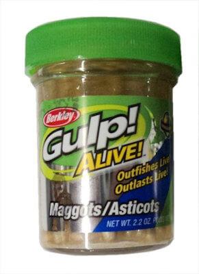 Berkley Gulp Alive Maggots
