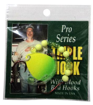 Pro Triple-Hook Crawler Harness