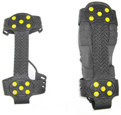 K&E Cruncher Ice Full Boot Grip