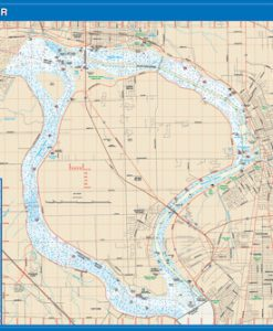 Upper Niagara River Map