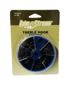 Lake & Stream Treble Hook Assortment