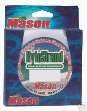 Mason Nylostrand 60 Lb Test Fishing Line