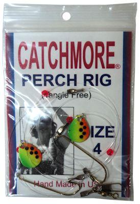 Custom Painted Perch Rig