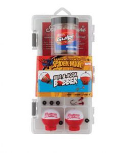 Spiderman Hide-A-Hook Bobber Kit