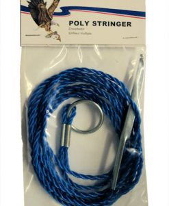 Eagle Claw 6' Poly Stringer: 2-Pack