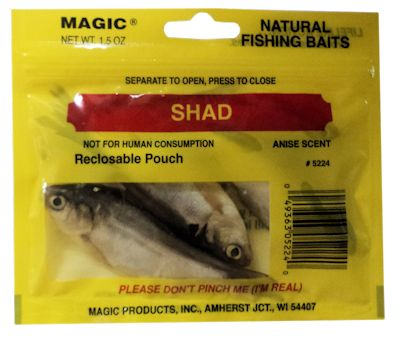 Magic Shad Minnow Baits