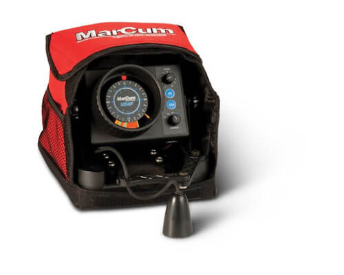 Marcum VX-1P 3-Color Sonar Flasher System